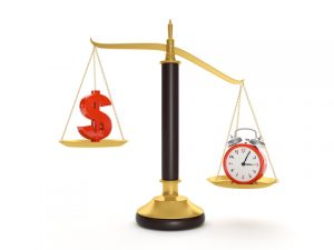 Spend Time or Money in Real Estate