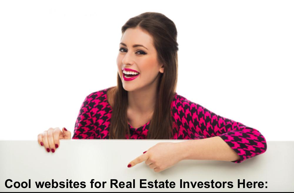 Websites for Real Estate Investors