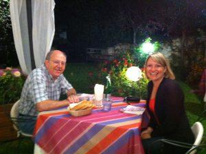 Julie and Rick