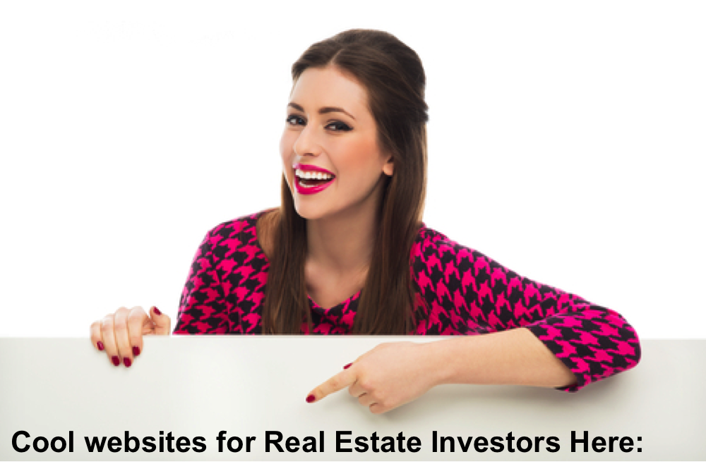Websites for Real Estate Investors