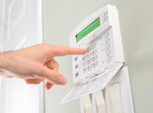 Rental Property Security System